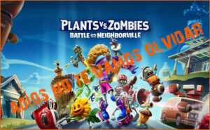 PLANTS VS ZOMBIES: BATTLE FOR NEIGHBORVILLE YA NO TENDRÁ MÁS ACTUALIZACIONES