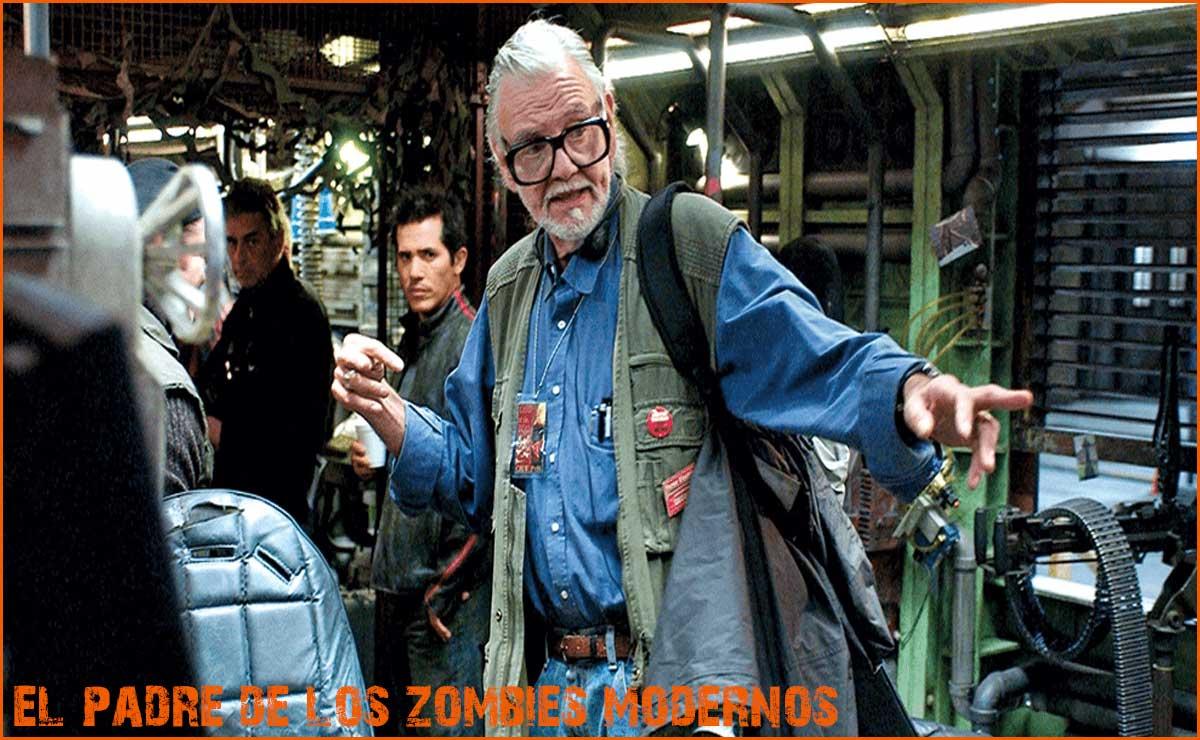 GEORGE ROMERO 'THE LIVING DEAD' LA ODISEA PÓSTUMA, SE LEE COMO UN RELATO DEFINITIVO DEL APOCALIPSIS ZOMBIE