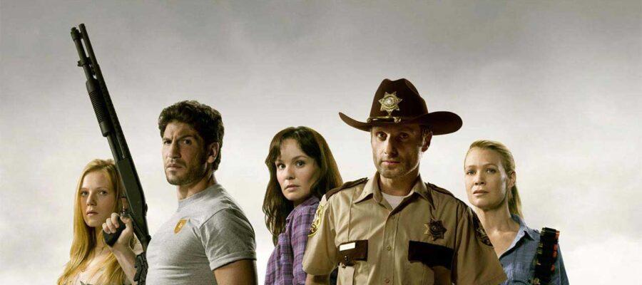 The Walking Dead llega a su fin y dice ádios a los zombies 1