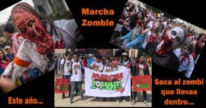 """""""MARCHA ZOMBIE MÉXICO 2020"""" LISTA LA FECHA Y HORA (DONDE Y COMO SERÁ)"""