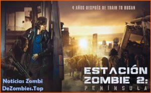 """""""ESTACIÓN ZOMBIE 2: PENÍNSULA"""" DE YEON SANG-HO ESTRENO ONLINE"""