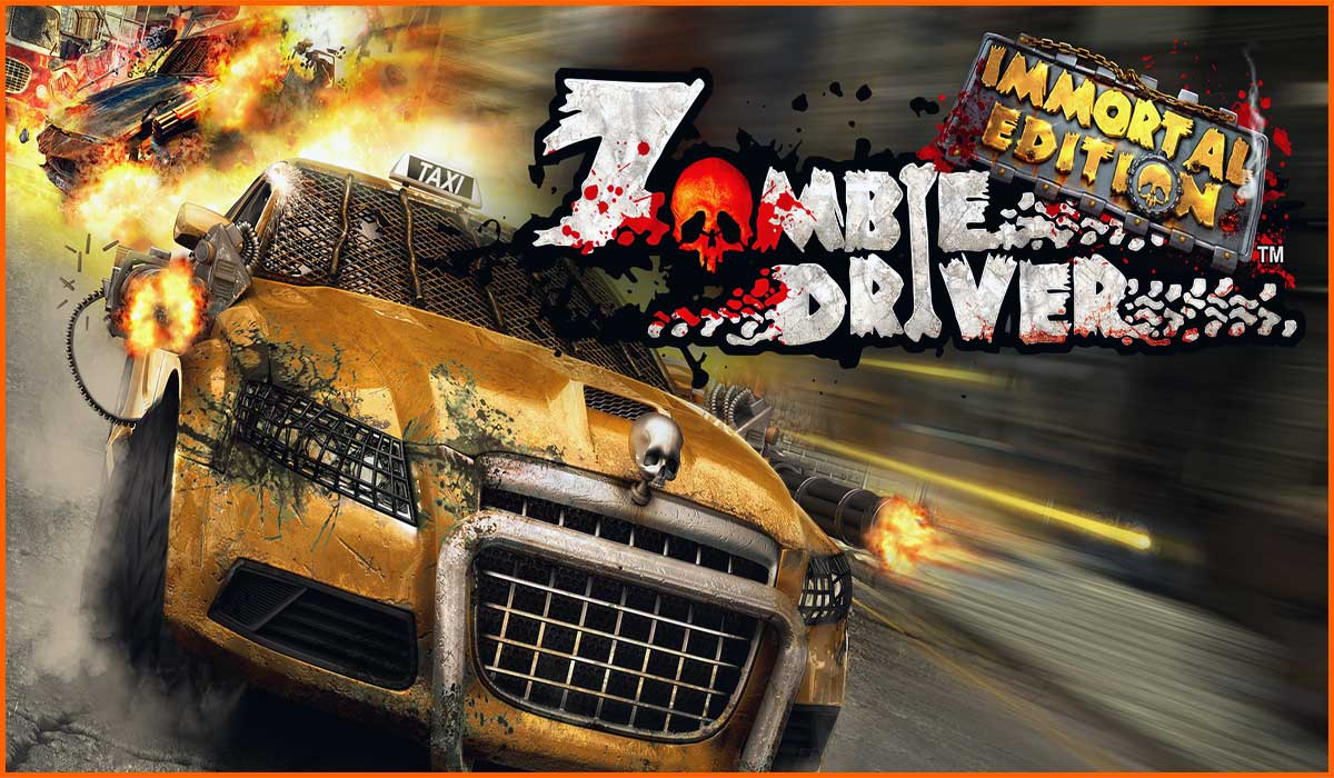 ZOMBIE DRIVER: IMMORTAL EDITION ZOMBIES Y COCHES PARA PS4