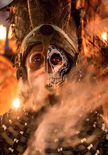 Día de Muertos - Visita de las almas