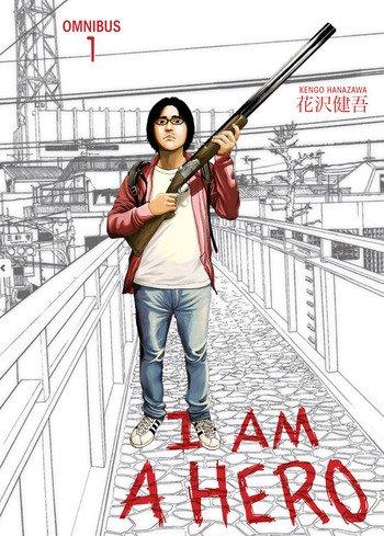 Manga de Zombies - I am a Hero (Soy un héroe)