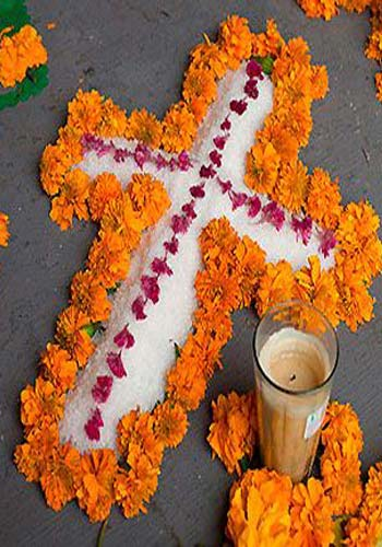Día de Muertos - La Cruz