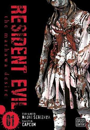 MANGA DE ZOMBIES : PARTE 2 - Resident Evil: The Marhawa Desire