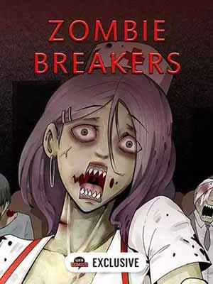 MANGA DE ZOMBIES : PARTE 2 - Zombie Breakers (Quiebra zombis)
