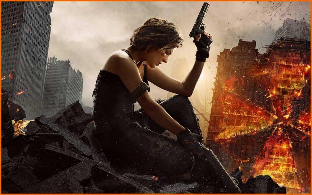 Resident Evil Zombies Protagonistas y su historia