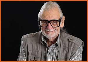 GEORGE ROMERO 'THE LIVING DEAD' LA ODISEA PÓSTUMA, SE LEE COMO UN RELATO DEFINITIVO DEL APOCALIPSIS ZOMBIE libro