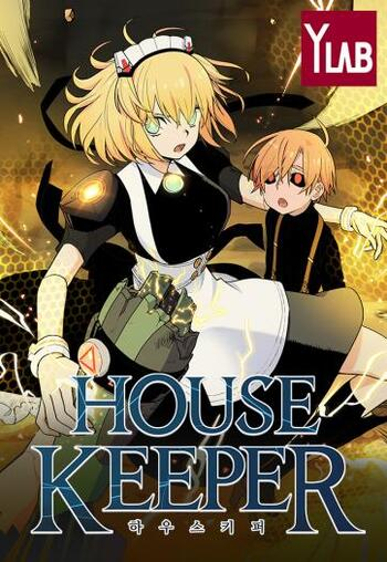 Manga de Zombies - House Keeper (Ama de casa)