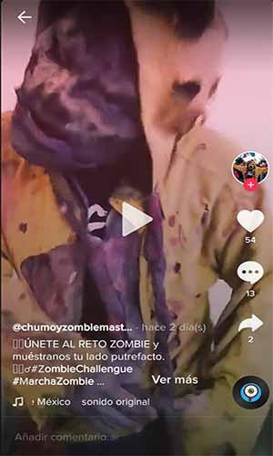 """""""MARCHA ZOMBIE MÉXICO 2020"""" LISTA LA FECHA Y HORA (DONDE Y COMO SERÁ) - TikTok y los zombies"""