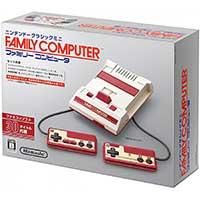 Famicon también conocida como llamada en occidente como Nintendo Entertainment System lanzada el año de 1983.