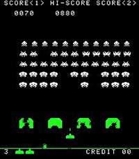 Space Invaders de Taito y Asteroids de Atari. ¡ Comenzando una nueva era digital !