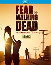 Fear The Walking Dead mejor serie del Top 10 de zombies
