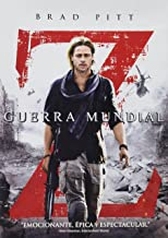 World war z película numero uno del top de zombies