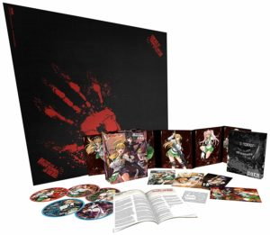 Anime Highschool of the dead colección comprar en la tienda online DeZombies