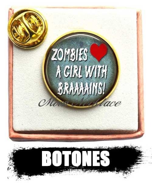 BOTONES y pines de zombies top shop 2020, artículos e información de zombies reales.