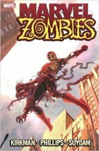 Comic Marvel zombies comprar en la tienda online DeZombies
