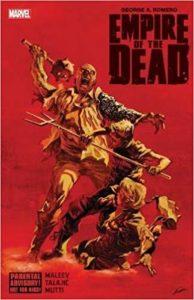 Comic empire of the dead comprar en la tienda online DeZombies