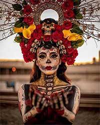 Día internacional de los zombies. wikizombi te dice las fechas y lugares donde se celebra a los caminantes muertos
