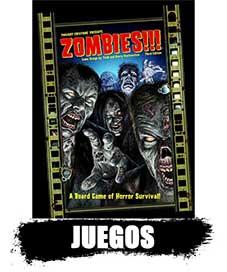 JUEGOS de mesa zombies para fiestas