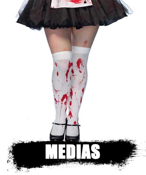 MEDIAS y lencería de zombies cosplay top shop 2020. información de zombies reales.