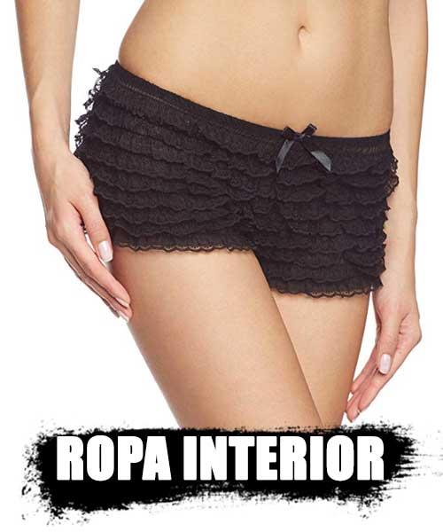 ROPA INTERIOR lencería para mujer sexy top shop 2020. información de zombies reales.