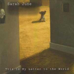 """Álbum de """"We Lurk Late"""" Esta es mi carta al mundo de Sarah June. Ocupa la cuarta posición dentro del top 10 de música de zombies."""