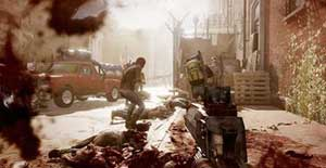 OVERKILL's The Walking Dead el mejor videojuego de zombies en el top 10.