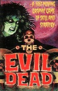 The_Evil_Dead_video_game_cover es el primer videojuego de zombies
