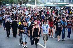 ¿Marchas zombie o Walk Zombie? wikizombi te invita a que te unas a este grandioso movimiento