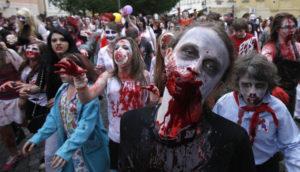 ¿Como hacer la mejjor fiesta de terror zombie? wikizombite dice el paso a paso para que hagas la mejor fiesta temática