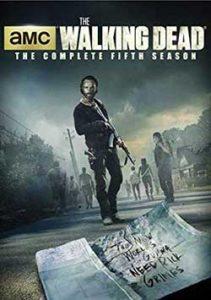 temporada 5 the walking dead