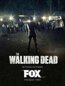temporada 7 the walking dead