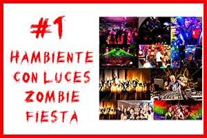 Iluminación zombie para fiesta ocupa la posición numero 1 del top 10 de zombies luces fiesta
