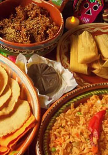 Día de Muertos - Comida, platillos que agradaban al difunto
