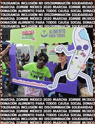 """""""MARCHA ZOMBIE MÉXICO 2020"""" LISTA LA FECHA Y HORA (DONDE Y COMO SERÁ) - 1"""