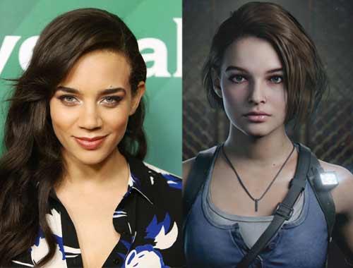 Reparto de estelares ya firmados para Resident Evil el reinicio - Hannah Dominique E. John-Kamen