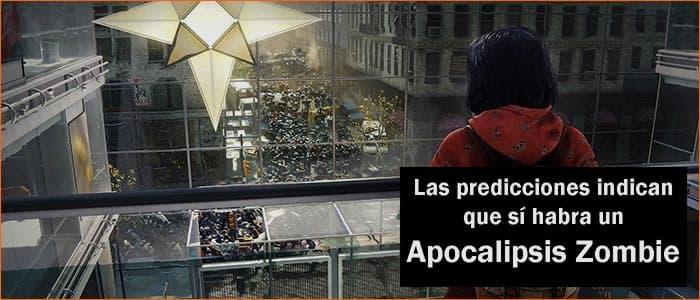 Realmente habrá un apocalipsis zombie este año