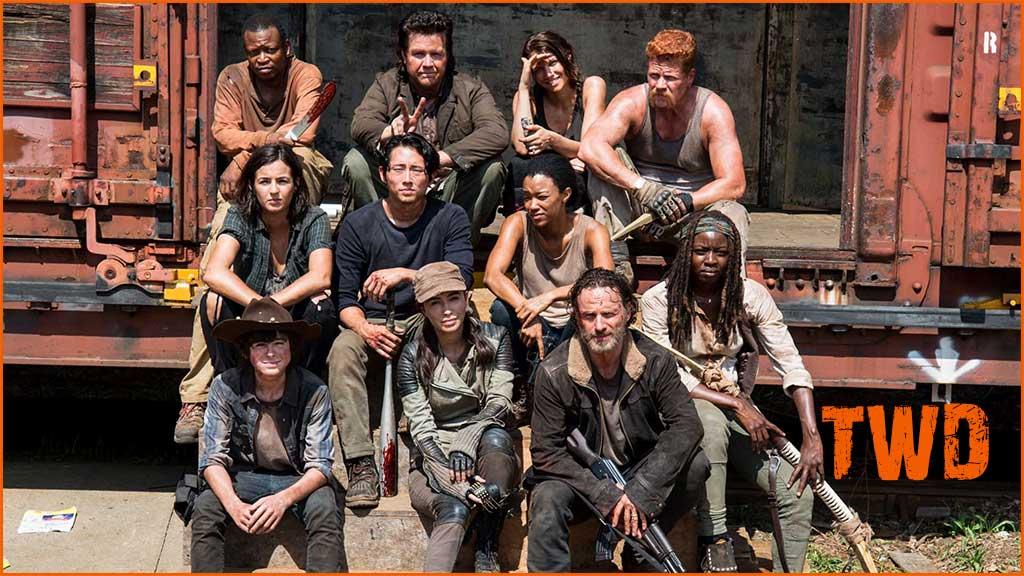 The Walking Dead comenzó su travesía hace ya 10 años