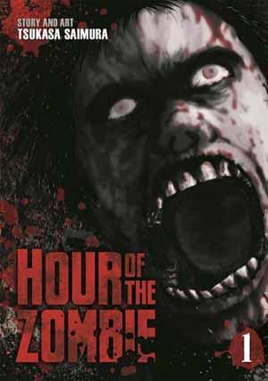 MANGA DE ZOMBIES : PARTE 2 - Hour of the Zombie