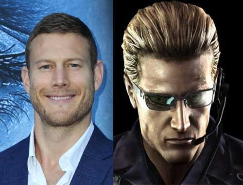 "Reparto de estelares ya firmados para Resident Evil el reinicio - Thomas Edward ""Tom"" Hopper"