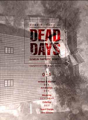 MANGA DE ZOMBIES : PARTE 2 - Dead Days Zero