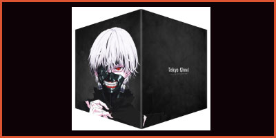 Anime Tokyo ghoul comprar en la tienda online DeZombies