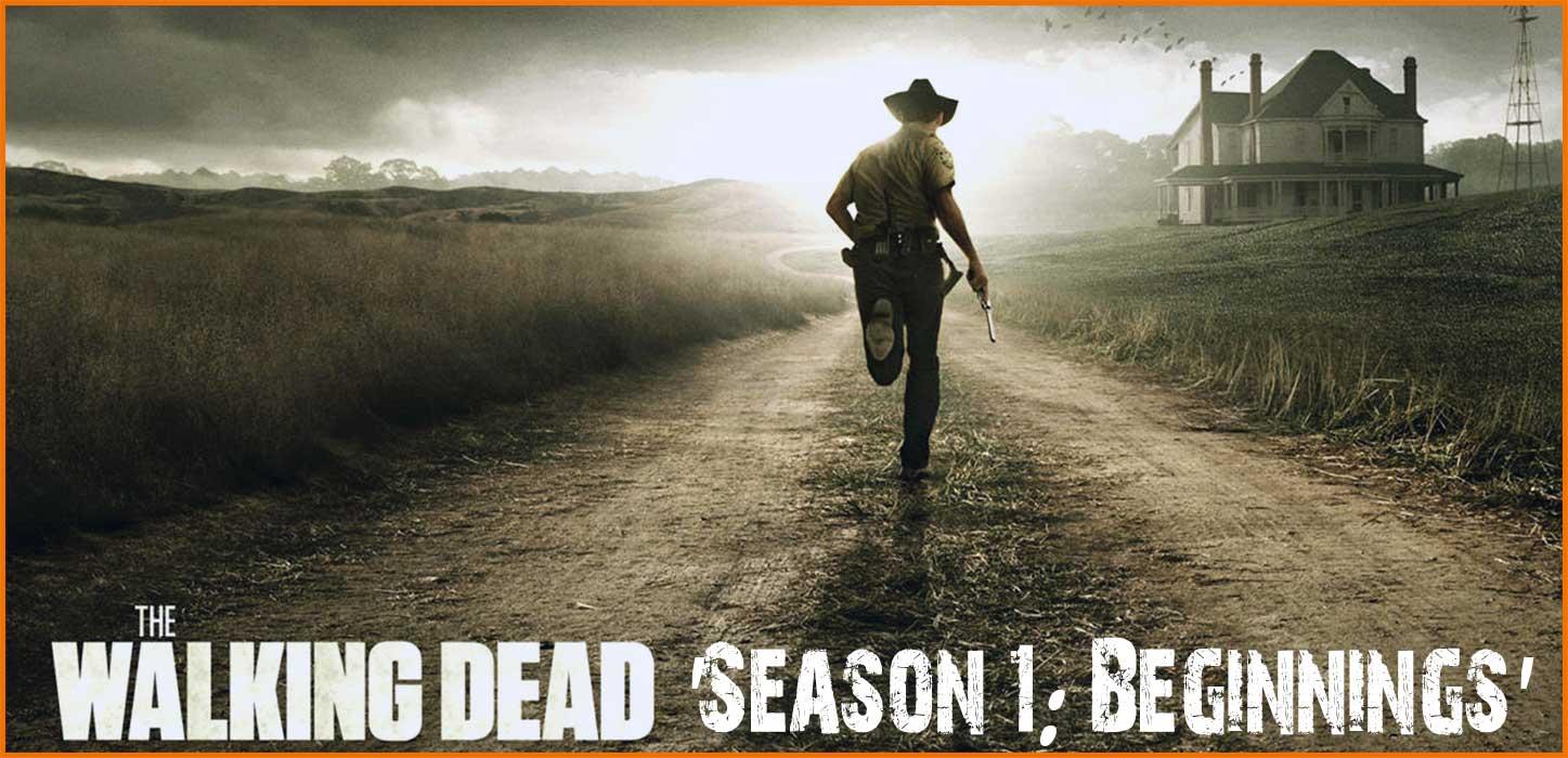 'THE WALKING DEAD SEASON 1: BEGINNINGS' ¡LOS SECRETOS DE LOS ZOMBIES SE HAN REVELADOS! TRÁILER AMC OFICIAL