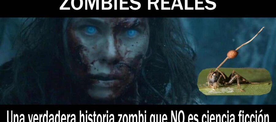 """ZOMBIS DE LA VIDA REAL """"NO ES CIENCIA FICCIÓN"""""""